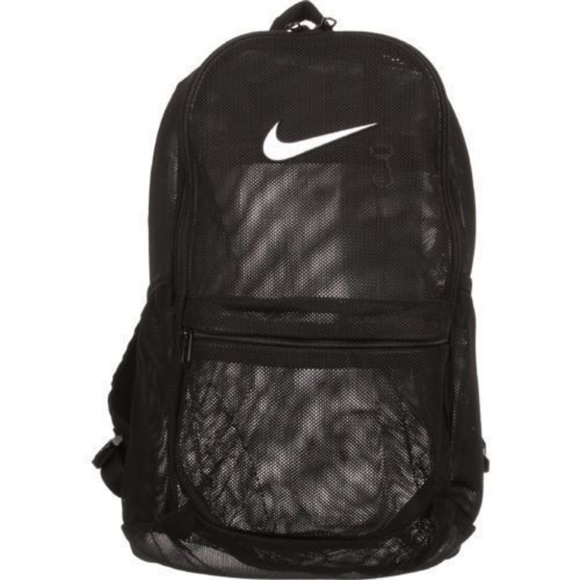 baee7a3e1d Nike Brasilia Mesh Backpack BA5388 010 NEW